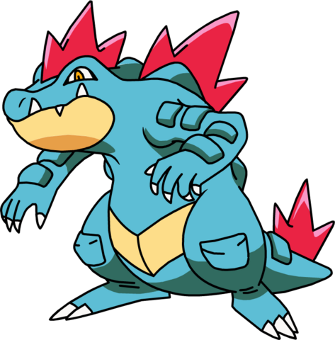 File:160Feraligatr OS anime.png