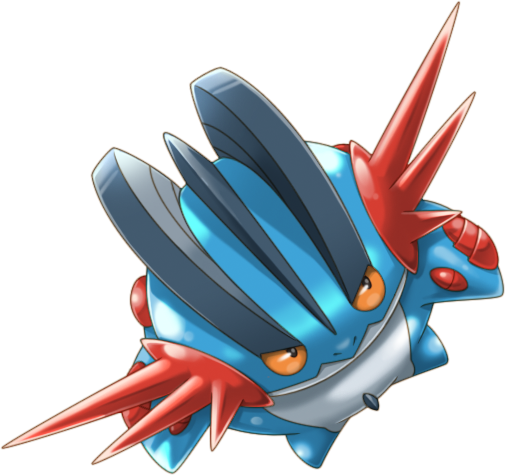 File:260Mega Swampert Pokemon Rumble World.png