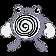061Poliwhirl OS anime