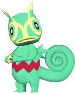 352Kecleon Pokemon Channel