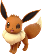 Support Eevee