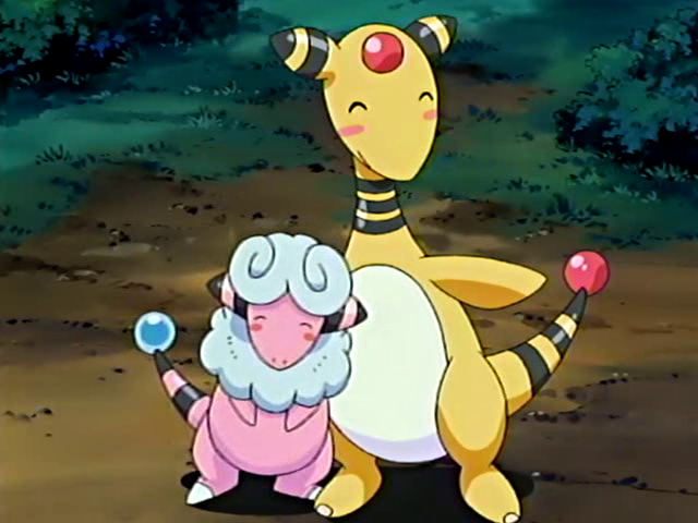 File:McCauley's Ampharos and Mariah's Flaaffy.png