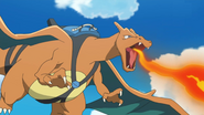 Kiawe Charizard Flamethrower