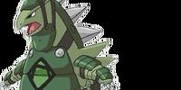 Green Army's Tyranitar