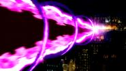 Red Genesect Techno Blast