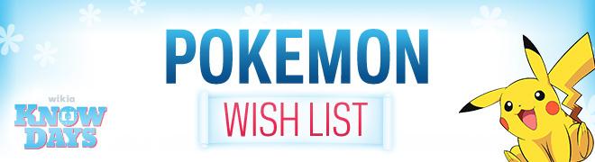 W-KNOW-WISH Pokemon BlogHeader