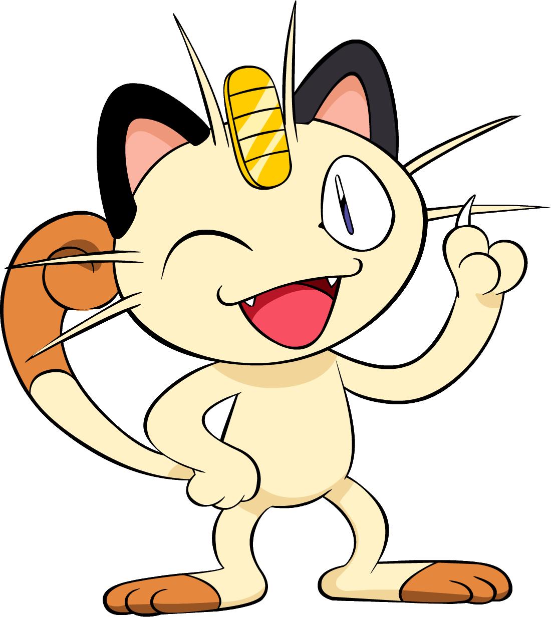 Pokemon Mauzi