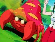 Cassandra's Parasect Stun Spore