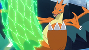 Trevor Mega Charizard Y Dragon Tail