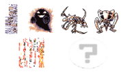 Missingno all five forms