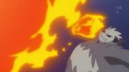 Pangoro Fire Punch