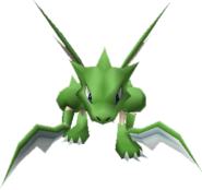 123Scyther Pokemon Stadium