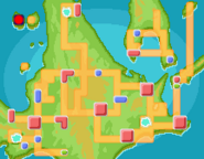 Fullmoon island relative location on map