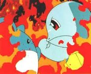 Sqirtle saving Marril