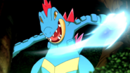 Feraligatr's Brick Break