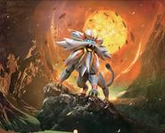 Solgaleo Pokemon TCG Sun & Moon