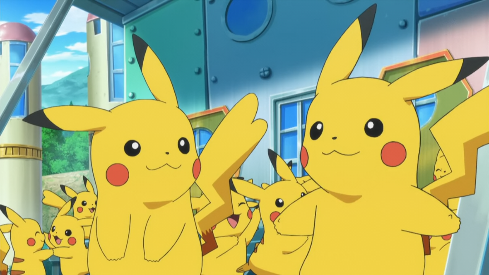 Frank Pikachu