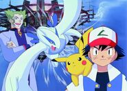 Pokemon the movie 2000 wallpaper