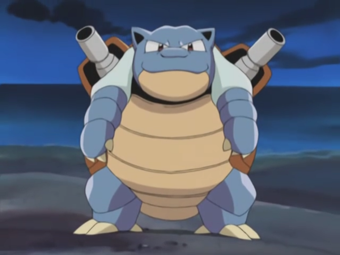 Jimmy Blastoise
