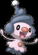439Mime Jr Pokemon Ranger Shadows of Almia