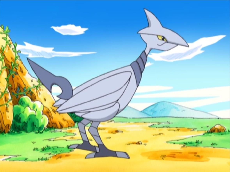 Skarmory Pokémon Mystery Dungeon