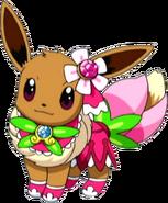 133Eevee-Serena XY anime