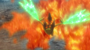 Sawyer Mega Sceptile Dragon Claw