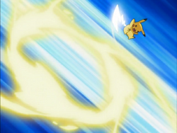 Ash Pikachu Thunder Rings