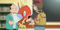 Red's Magikarp