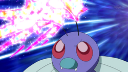 Butterfree Psybeam