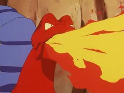 Egan Magcargo Flamethrower