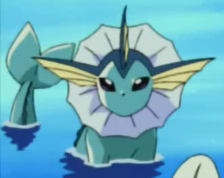 Lola S Vaporeon Pok 233 Mon Wiki Fandom Powered By Wikia