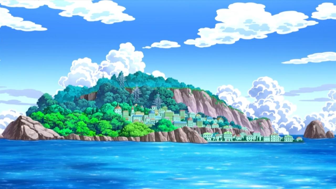 Výsledek obrázku pro pokemon island