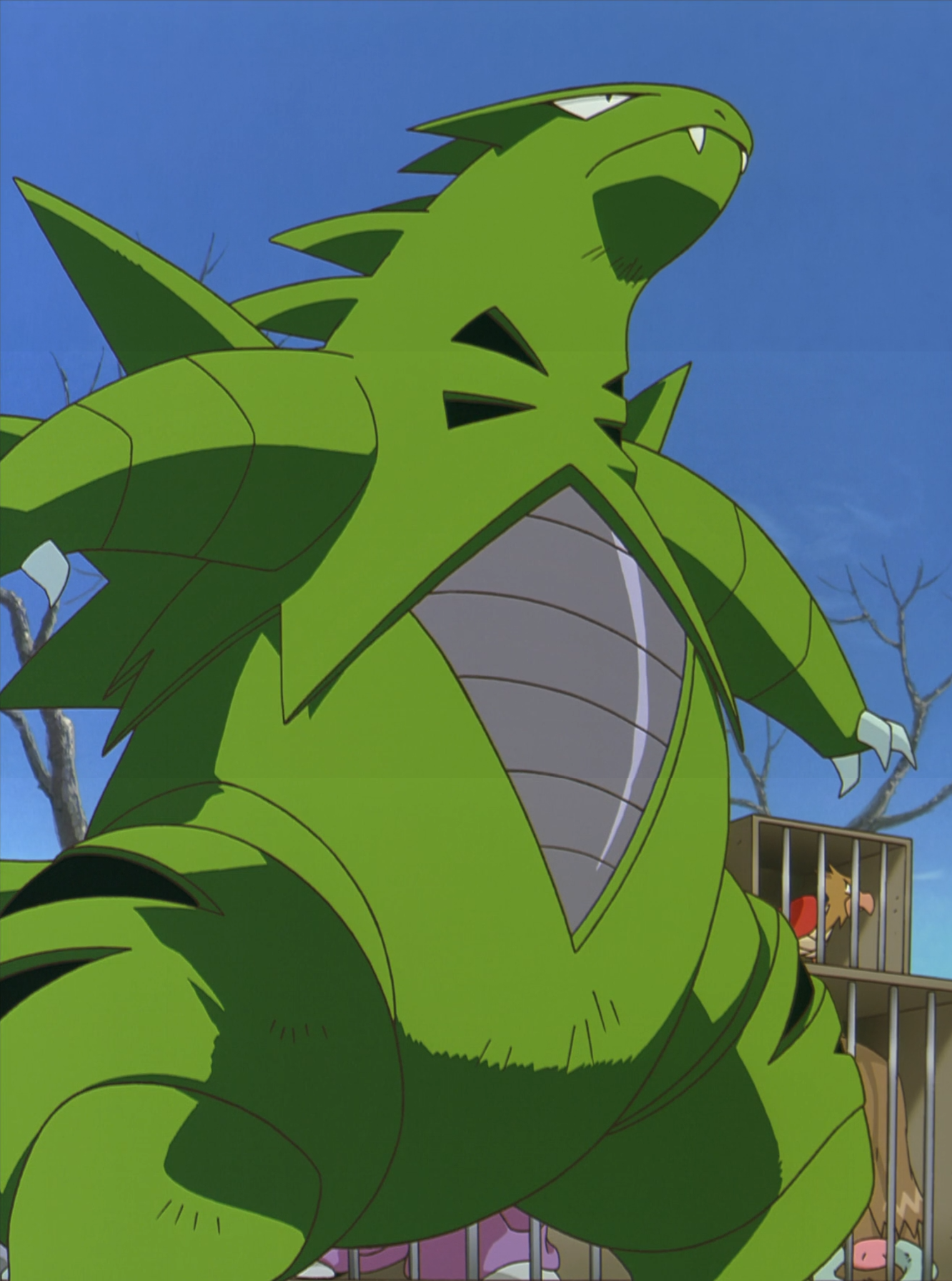 Vicious' Tyranitar | Pokémon Wiki | FANDOM powered by Wikia