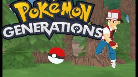 Pokemon Generations Version 2.0 Trailer