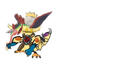 My Pokemon Sprite