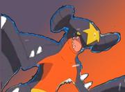 Garchomp of Team Strike