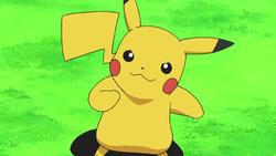 Ash Pikachu
