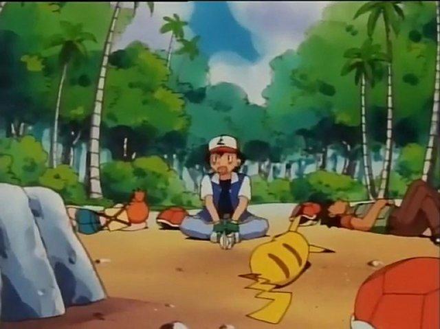 Beach Blank-Out Blastoise