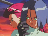 Jessie and James first appearance