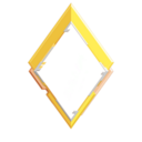 Gym Badge Tier Gold