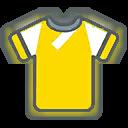 Shirt M Yellow