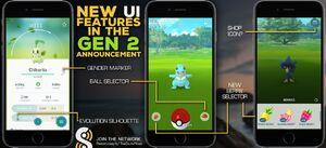 Gen II New UI Features