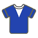 Shirt F Blue