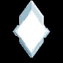 Gym Badge Tier Silver