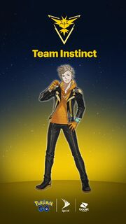 Team Instinct Mobile Wallpaper