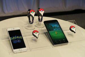 Pokemongo display