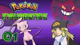 Pokémon Insurgence:叛亂 01 邪惡達克萊伊