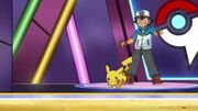 Ash and Pikachu (3)