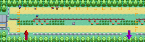Route 15 Layout